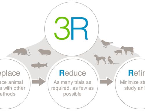 Les 3R ou l'éthique dans la recherche scientifique